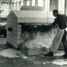Bürstenmann GmbH: Historie: Waschmaschine für Borsten