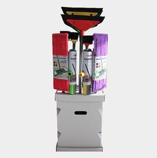 Bürstenmann GmbH: Mini- Displays für maximalen Umsatz