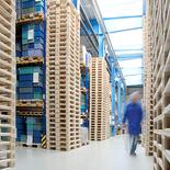 Bürstenmann GmbH: Technologie: Lagerung