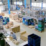 Bürstenmann GmbH: Technologie: Halle