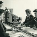 Bürstenmann GmbH: Historie: Abteilvorrichtung für Ringpinsel