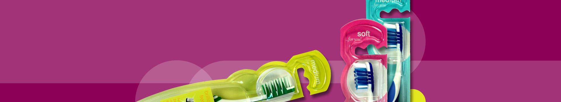 Bürstenmann GmbH: Zahnpflege: Verkaufsverpackungen